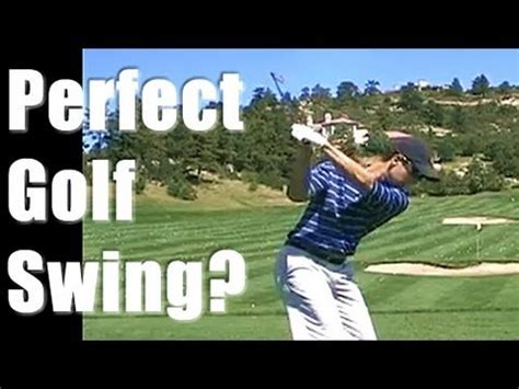 rotary swing review chuck quinton rotary swing tour 5 iron down the line