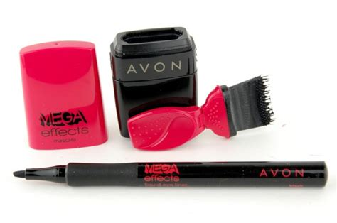 mascara for thin edges avon mega effects liquid eye liner and mascara review