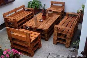 Coffee Table Made From Wood Pallets Wood Pallet Recycling Projects Pallet Wood Projects