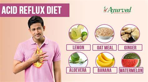 Gerd Detox Diet by Acid Reflux Diet List Of Foods To Avoid Acid Reflux What