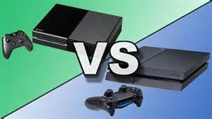 better system ps4 or xbox one ps4 vs xbox one s console wars at its best neurogadget
