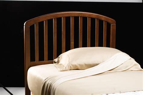 wooden twin headboards hillsdale wood beds twin carolina headboard with rails