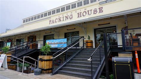 packing house anaheim packing house youtube