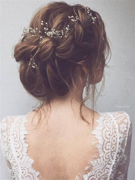 208 Best Wedding Hairstyles Images On Pinterest Bridal | best 25 romantic wedding hairstyles ideas on pinterest