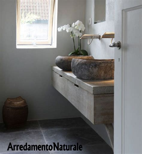 arredo bagno rustico foto arredo bagno 187 arredo bagno rustico moderno galleria