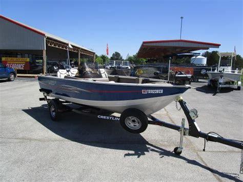 crestliner boats 1650 fish hawk used crestliner fish hawk 1650 boats for sale boats