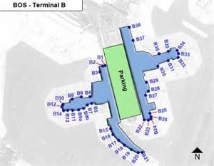 Boston Terminal Map by Bos Airport Map Related Keywords Amp Suggestions Bos