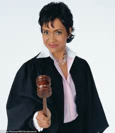 the lasting appeal of tvs top woman judge judy the glenda hatchett s daughter in law died after giving birth