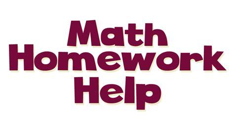 Help With Maths Homework math homework help room 31