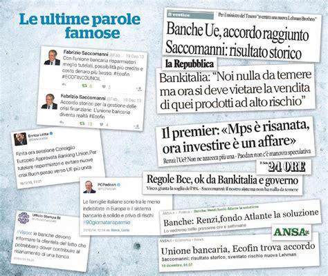 lista banche i volenterosi carnefici delle banche italiane una lista