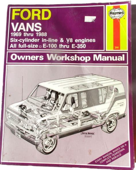 what is the best auto repair manual 1969 chevrolet camaro navigation system haynes ford vans 1969 thru 1988 automotive repair manual