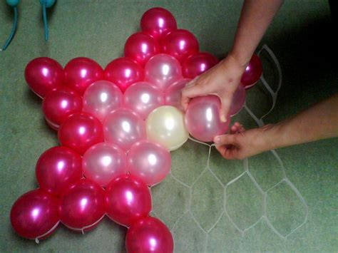 simple balloon decoration for birthday at home simple balloon decoration ideas at home birthday