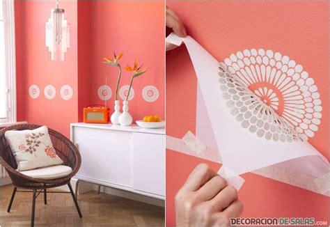 decorar paredes con pintura ideas originales para decorar las paredes