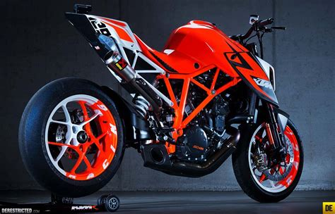 Ktm The Duke Ktm 1290 Duke R Prototype Concept Bike Asphalt