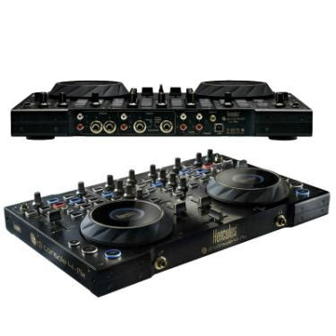 dj console 4 mx black hercules dj console 4 mx black dj controller w 2 or 4