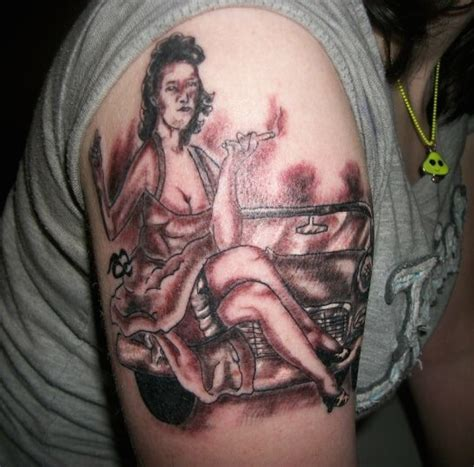 pin up tattoo fail it s bad tattoos day 16 more of the worst fails team