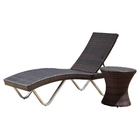 chaise lounge prices compare san marco outdoor wicker chaise lounge with table