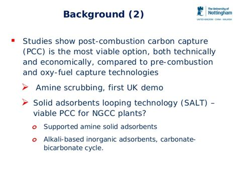 effective combustor t an update on gas ccs project effective adsorbents for establishing s