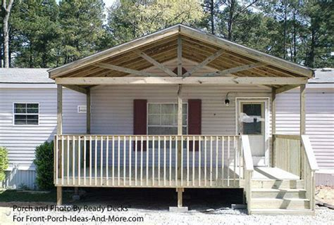 porch design porch designs for mobile homes mobile home porches