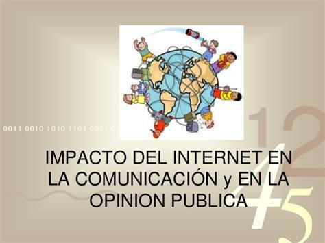 geswebs impacto en la comunicacin visual impacto del internet en la comunicaci 243 n