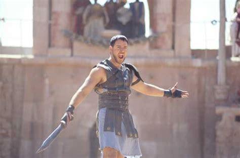 gladiator film trivia gladiator sapphire series blu ray