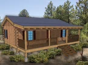 Hunting Cabin House Plans by Hunting Cabin Kit 3 Bedroom Log Cabin Plan