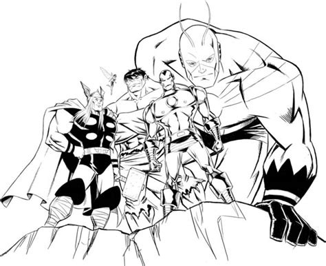 avengers assemble coloring pages the avengers group coloring pages coloring pages