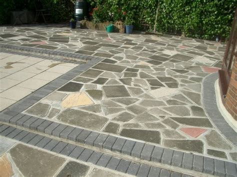 Patio Driveway by Driveway Paving Belvedere Orpington Woolwich Green