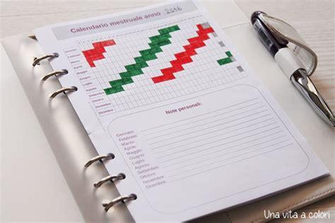 Calendario Mestruale Calendario Mestruale Traccia Il Tuo Ciclo Con Il Planner