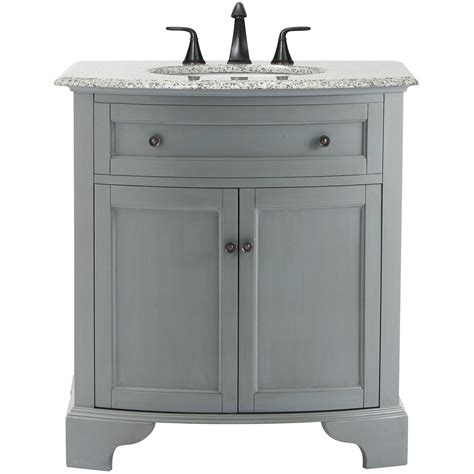 home decorators collection bathroom vanity home decorators collection hamilton 31 in vanity in grey