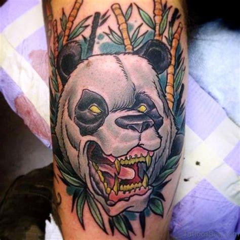 panda face tattoo 52 sweet panda tattoos on shoulder
