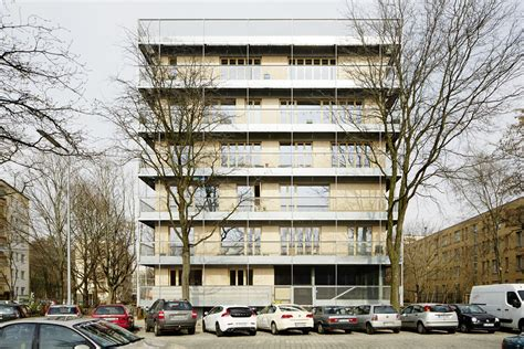 famous living architects what cohousing looks like inside berlin s radical r50