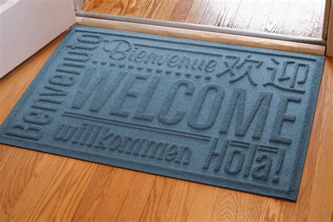 welcome rug home staging tips how to choose just the right welcome mat pinto