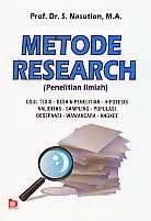 metode research toko buku pegasus
