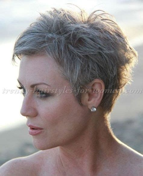 short grey hairstyles those over 50 best 25 short grey haircuts ideas on pinterest short
