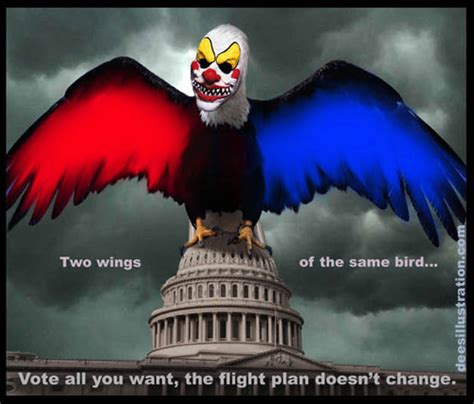 vote all you want the flight plan doesn t change towards