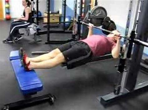 inverted bench press inverted bench press 28 images high inverted row video exercise guide tips muscle