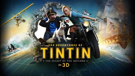 the adventure of the the adventures of tintin the secret of the unicorn 2011 george s movie world