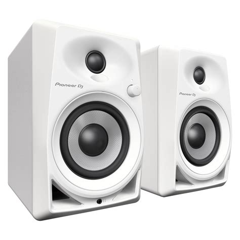 Monitor Speaker pioneer dm 40 active monitor speakers pair at gear4music