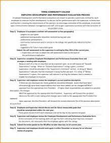 Review Appraiser Sle Resume by Self Appraisal Sle Thebridgesummit Co