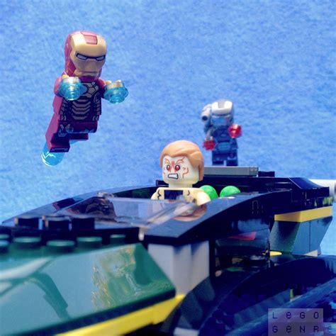 iron extremis sea port battle legogenre iron extremis sea port battle