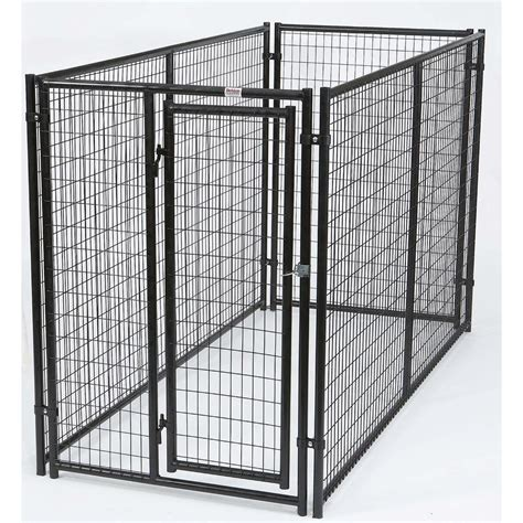 kennels home depot 10 ft x 5 ft x 6 ft kennel 38140347 the home depot