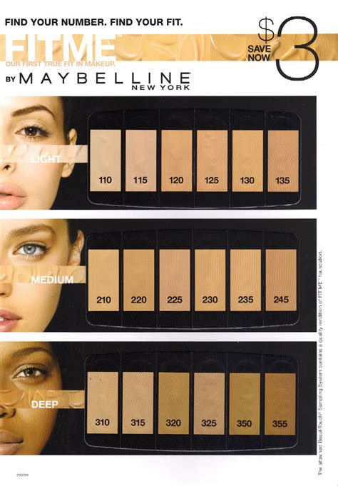Maybelline Fit Me Foundation Review product review maybelline fit me foundation range