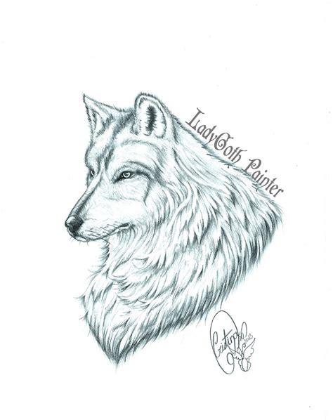 imagenes a lapiz de lobos dibujos de lobos a lapiz imagui
