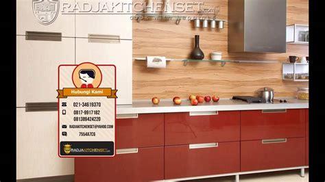 kitchen set murah jakarta pusat  youtube