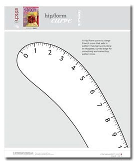 learn to use a hip curve sewing patterns ornaments and