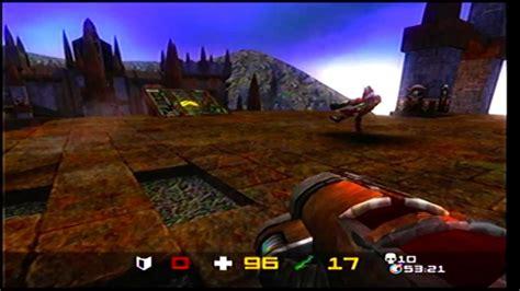 quake ii xbox 360 gameplay quake arena arcade gameplay xbox 360 youtube