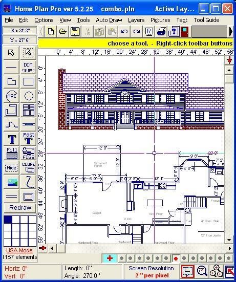 home plan software free home plan pro cad software software