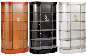 Display Cabinets Suppliers Canada Glass Showcases Countertop Floor Standing Tower Style