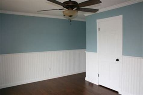 Cheap Wainscoting Ideas Beadboard In A Bedroom In Lake Michigan By